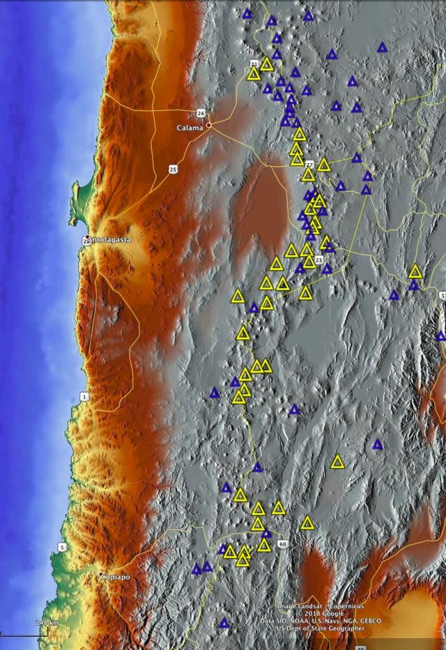 calama relief volcanoes2