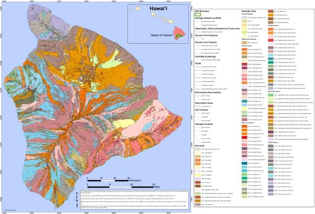hawaii-volcanoes-geologic-map