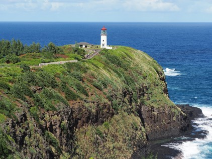 Kilauea Point National Wildlife Refuge lighthouse